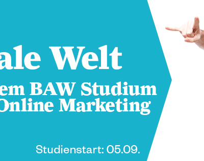 Studium Online Marketing