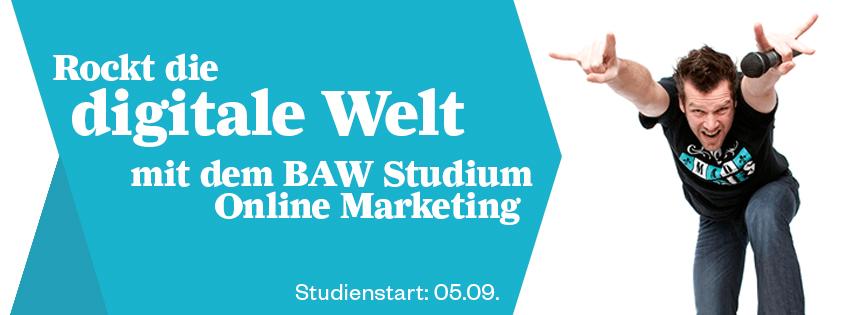 Studium Online Marketing