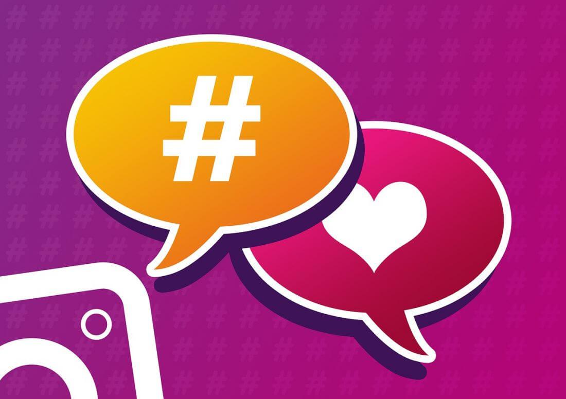 Für die Hashtag-Verwendung bei Instagram gibt es die ein oder andere Strategie © Ariapsa / pixabay.com