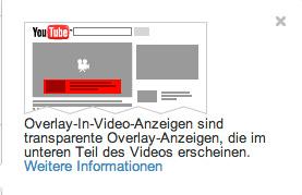 Overlay-In-Video-Anzeigen