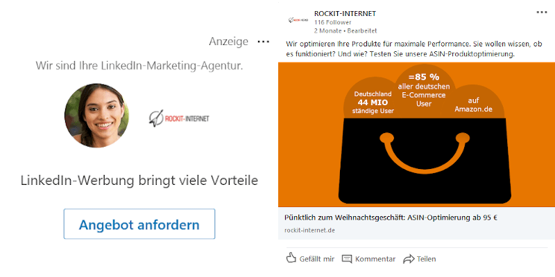 Marketing LinkedIn