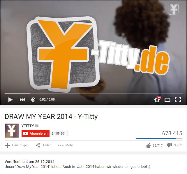Y Titty Kanal