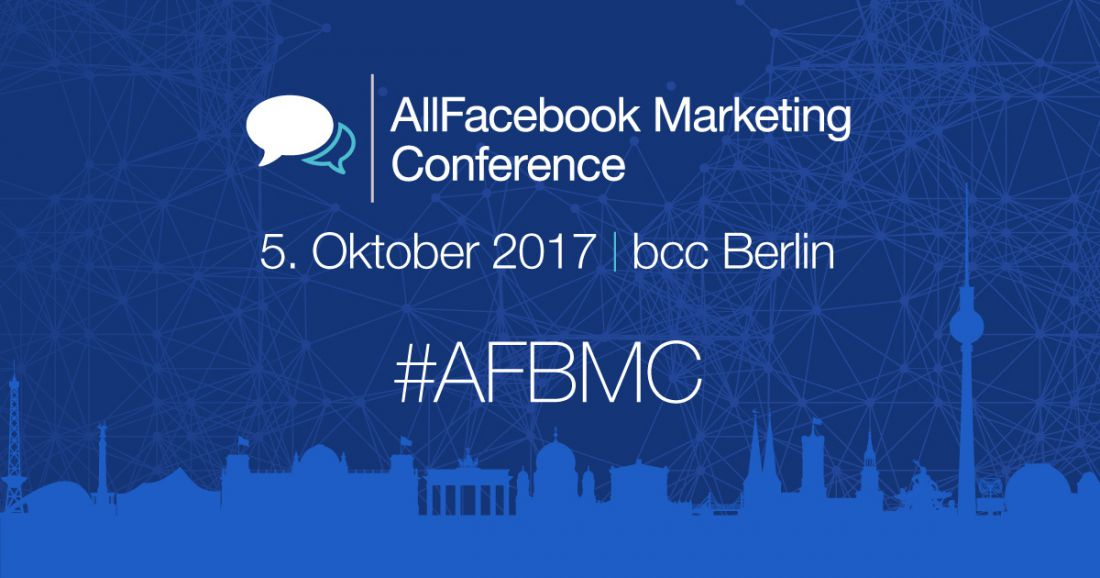 AllFacebook Marketing Conference, Social Media Marketing