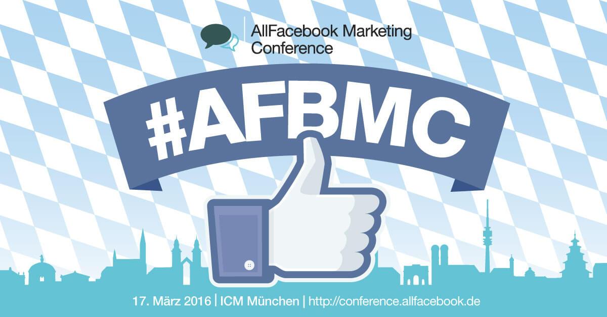 AFBMC 2016 München Konferenz