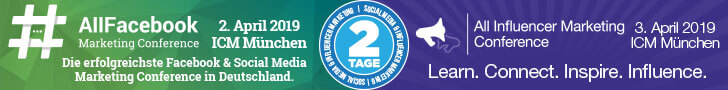 Social Media Konferenz, AFBMC 2019