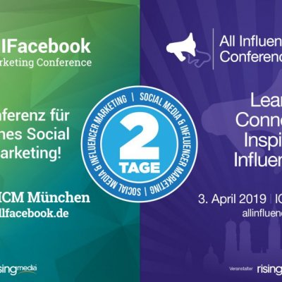 All Facebook Konferenz, afbmc early bird, AFBMC 2019