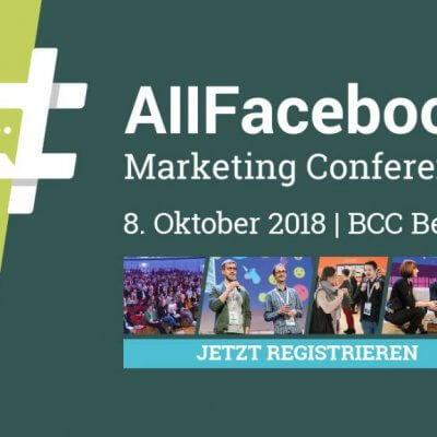 all facebook marketing, facebook marketing, social media konferenz