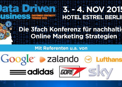 Data Driven Business 2015