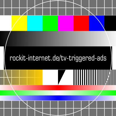 ROCKIT Tv-Triggered Ads