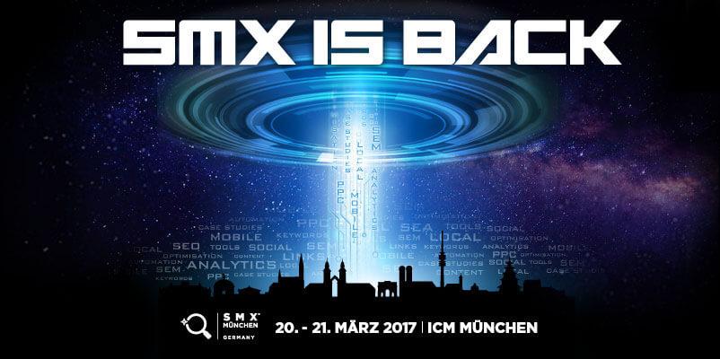anmeldung smx, smx münchen, smx 2018, SMX München 2018